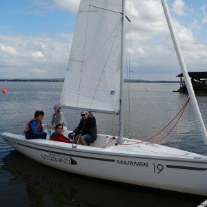 Neue Boote Für Die Segelausbildung Und Den Verleih