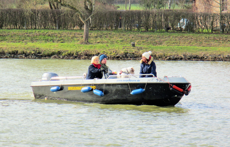 Sportbootführer-schein Binnen (Motor) In Den Herbstferien
