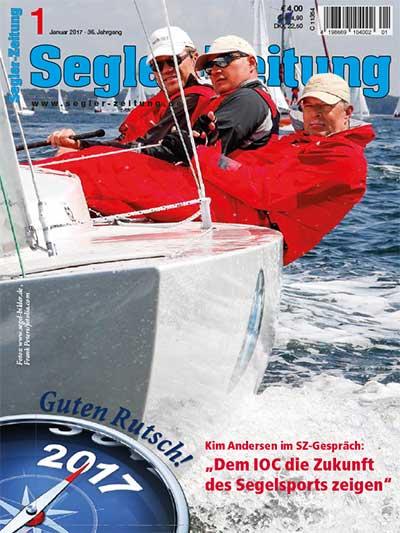 Godewind In Der Seglerzeitung